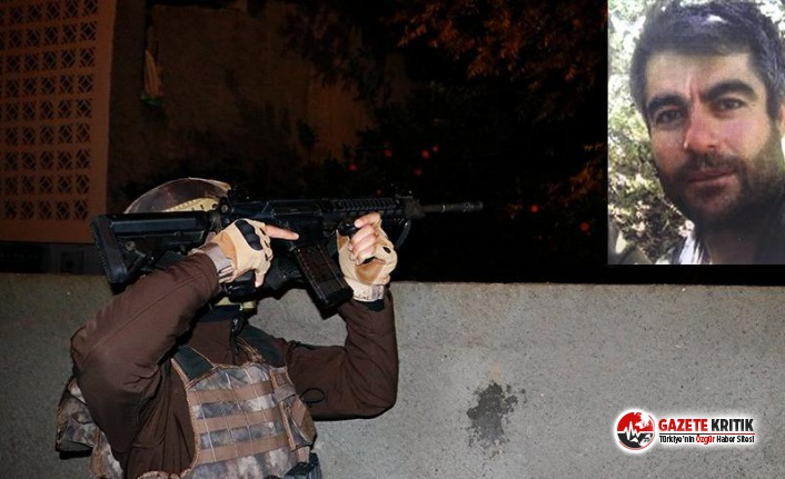 MİT'in etkisiz hale getirdiği terörist 'gri...