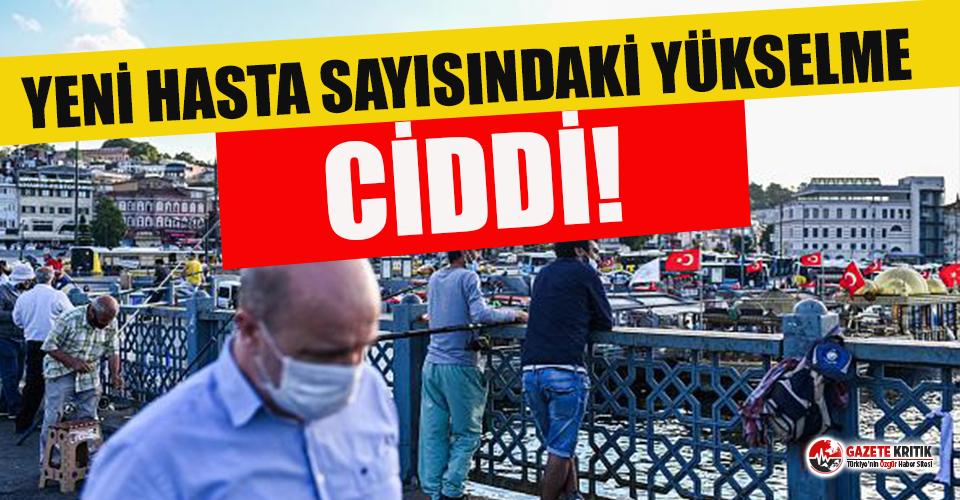 Sağlık Bakanı Fahrettin Koca'dan korkutan açıklama!