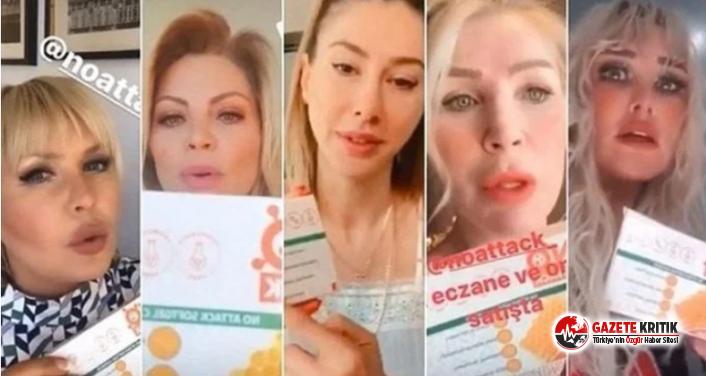 Sahte Covid-19 İlaç Reklamı Yapan Türk Ünlülere Para Cezası Yağdı