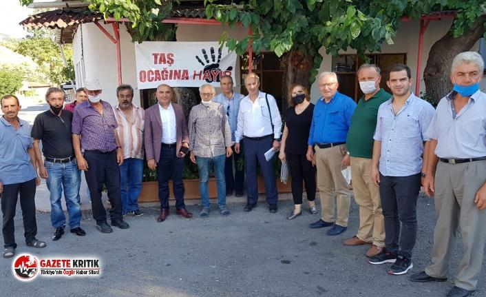 Tahsin Tarhan: Kocaeli Karamürsel'de insan hayatı ve doğa hiçe sayılıyor