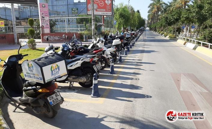 Trafik Sakinleştirme Projesi Kuşadası'nda...