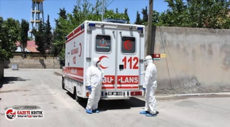 Vakalar artıyor! Adıyaman'da 27 ev karantinaya alındı