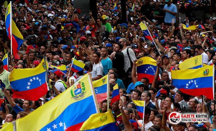 Venezüella'da muhalefet parlamento seçimlerine katılmama kararı aldı