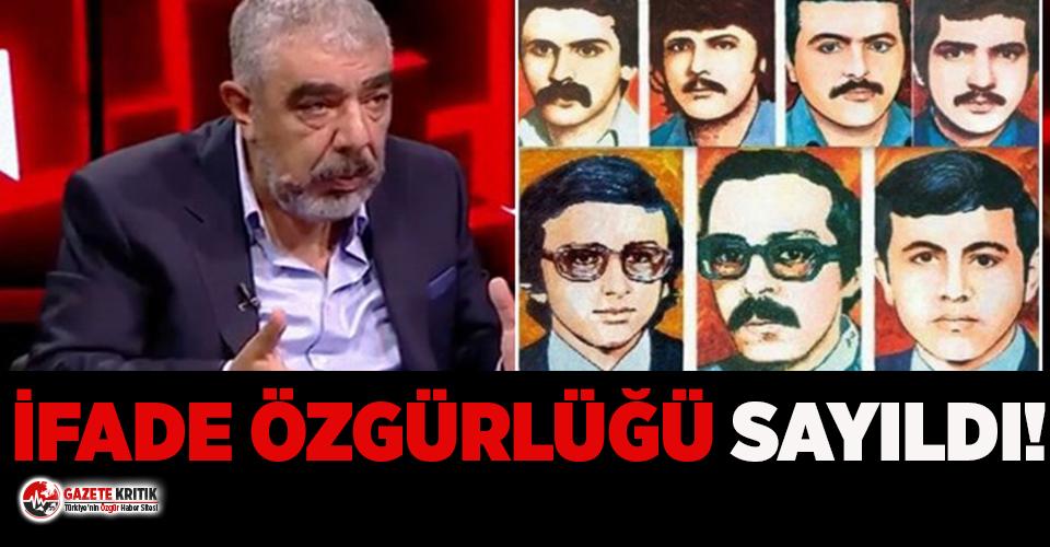 7 gencin katilini öven Haluk Kırcı'nın sözlerine...