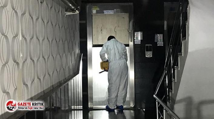 9'uncu kattan asansör boşluğuna düşen market çalışanı hayatını kaybetti