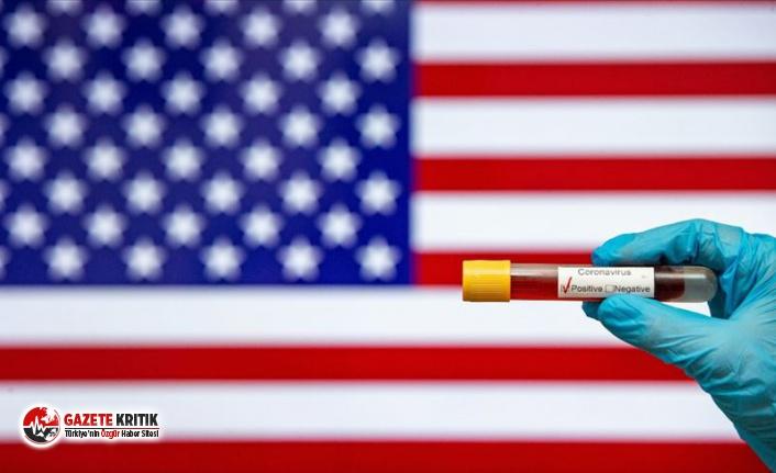 ABD'de koronavirüsten ölenlerin sayısı 209 bin...