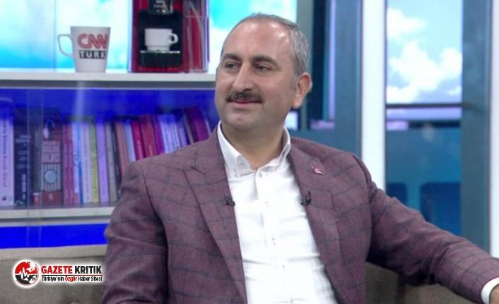 Adalet Bakanı Gül'den, 'Halil Sezai' açıklaması