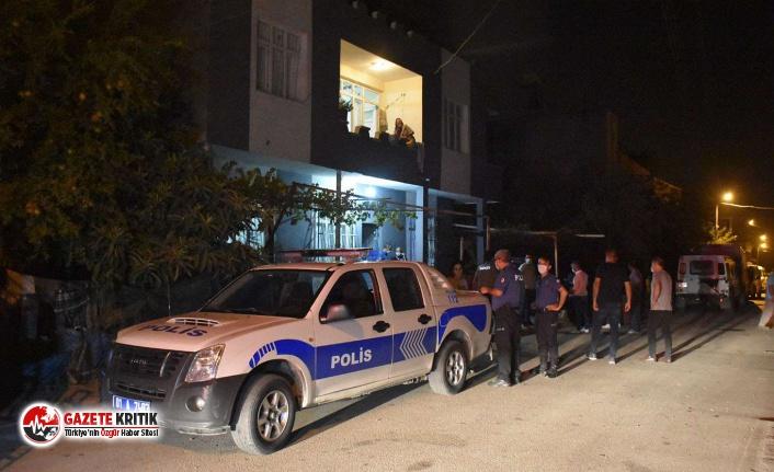 Adana'da erkek şiddeti: Tartıştığı eşini,...