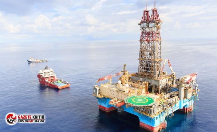 Akdeniz'de yeni doğalgaz sahası keşfedildi
