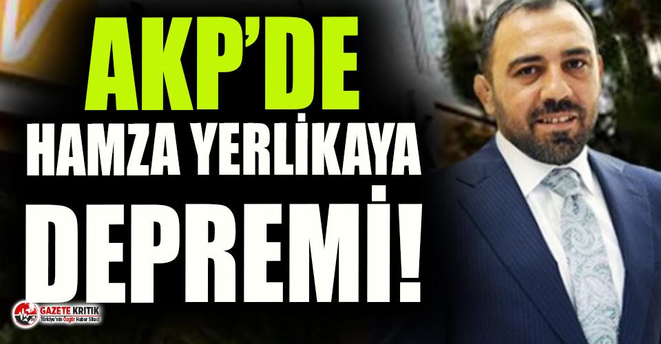 AKP'de Hamza Yerlikaya ihracı! Partiden kovuldu