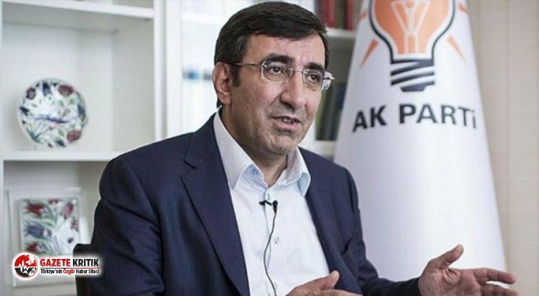 AKP Genel Başkan Yardımcısı Yılmaz'ın testi...