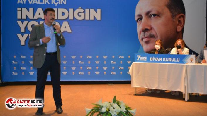 AKP'li Hamza Dağ: 2023 seçimleri Türkiye Cumhuriyeti...