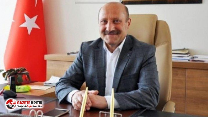 AKP'li eski başkan yardımcısı Covid-19'dan öldü