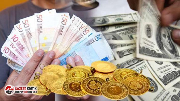 Albayrak'ın 'bakmadığı' dolar, euro ve altında yeni günün ilk rakamları