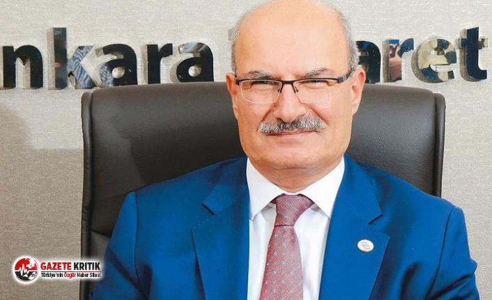 Ankara Ticaret Odası Başkanı koronavirüse yakalandı