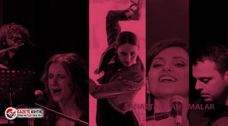 """Ankara Valiliği  """"JazzExpose – Nonche Flamenca"""" dans gösterisini yasakladı"""