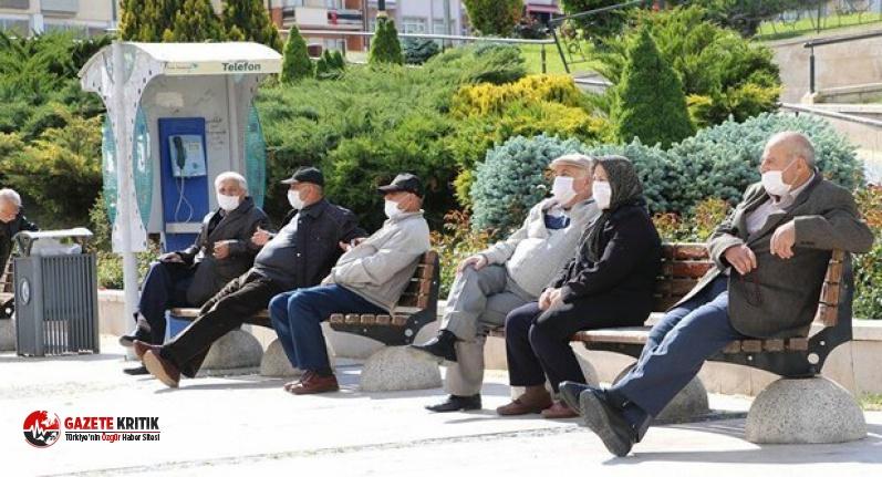 Antalya'da 65 yaş ve üzeri vatandaşların...
