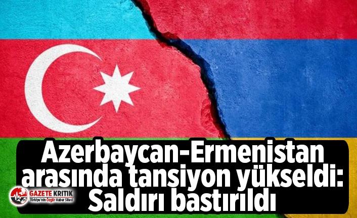 Azerbaycan-Ermenistan arasında tansiyon yükseldi:...