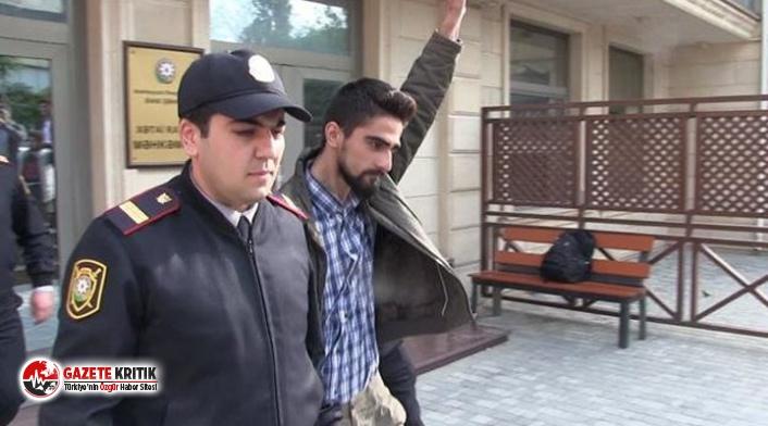 Azerbaycanlı barış aktivisti gözaltına alındı