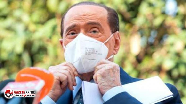 Eski İtalya Başbakanı Berlusconi'nin koronavirüs...