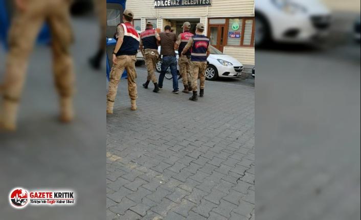 Bitlis'te göçmen kaçakçılığı yapan 2...