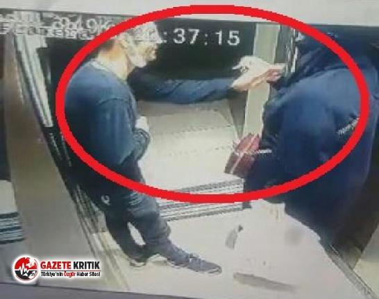 Bursa'da bir kadını asansörde taciz eden erkek tutuklandı