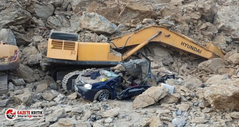 Bursa'da heyelan faciası: 1 kişi öldü