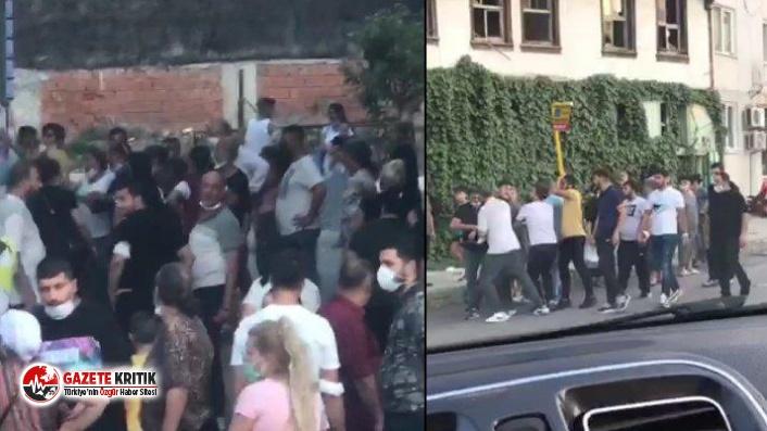 Bursa'da mevlit karıştı: Tekme tokatlı kavga!