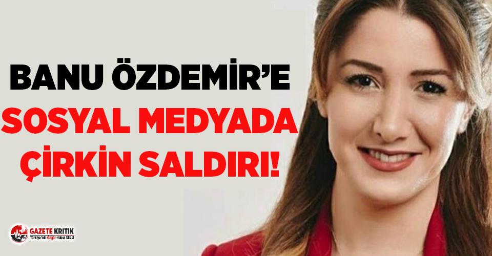 CHP'li Banu Özdemir ve ailesine sosyal medyada çirkin saldırı!