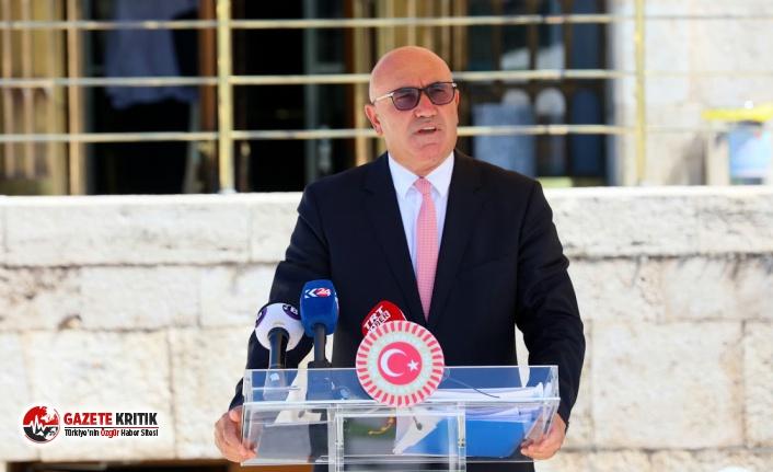 CHP'li Mahmut Tanal,MECLİS'E EN ÇOK CEZAEVİ VE YARGI ŞİKAYETİ GELDİ