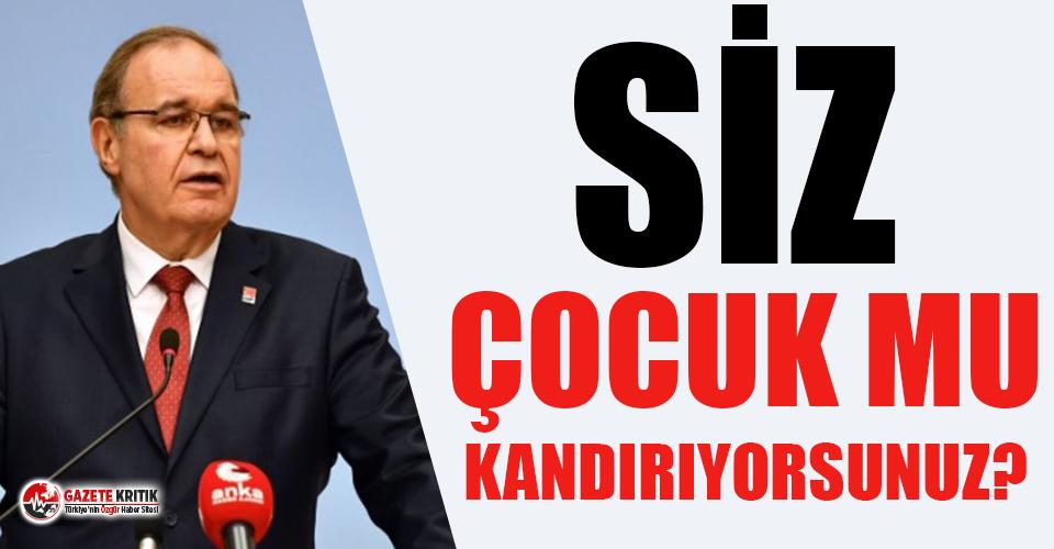 CHP'li Öztrak'tan Berat Albayrak'ın...