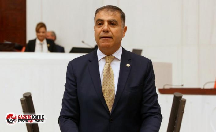 CHP Milletvekili Mehmet Güzelmansur'un Covid-19 testi pozitif çıktı