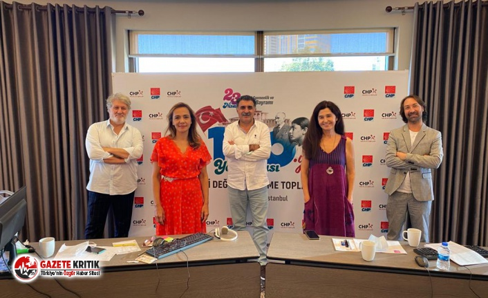 CHP ödülleri online verdi