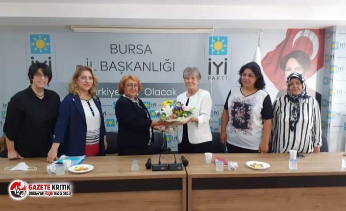 CHP ve İYİ Partili Kadınlar işbirliği sözü...