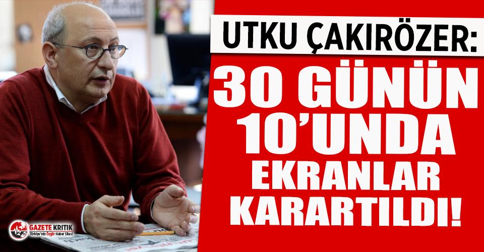 CHP'li Çakırözer'den Basın Özgürlüğü raporu: Ekran karartma ve erişim yasakları Eylül'e damgasını vurdu!