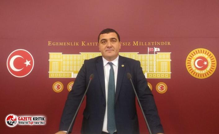 CHP'li Karasu: Tıbbi cihaz sektörü iflasın eşiğinde