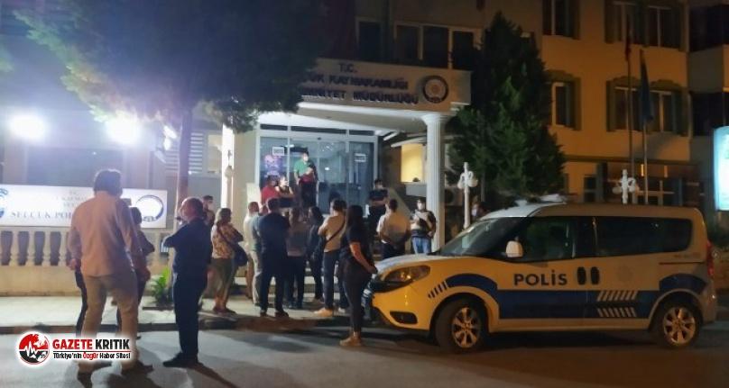 CHP'li meclis üyesini darp eden 4 kişi gözaltına...