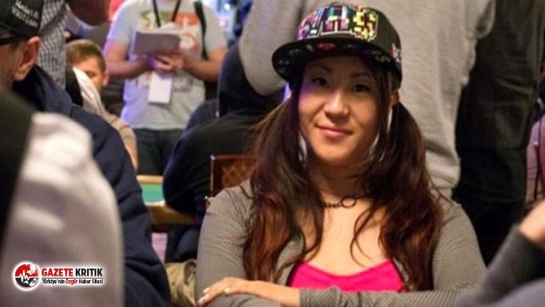 Cinsel tacize uğrayan poker oyuncusu Zhao, canlı...