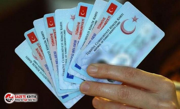 Çipli kimlik kartlarında yeni dönem başlıyor!