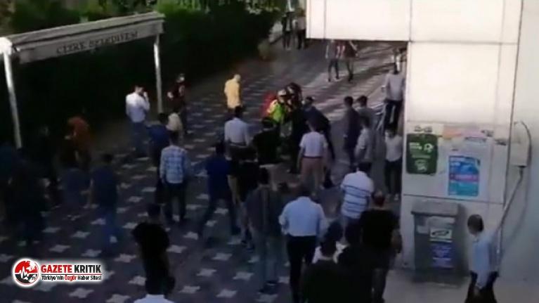 """Cizre'de maske gözaltısı: Yaklaşanı vururum"""""""