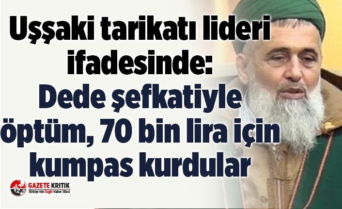 Çocuğa cinsel istismar suçundan tutuklanan Uşşaki...