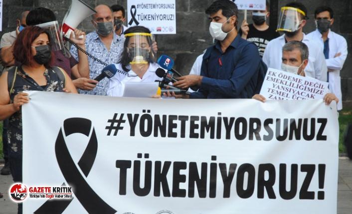 Diyarbakır Sağlık Platformu acı bilançoyu açıkladı:...