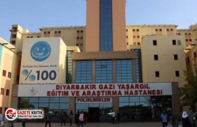 Diyarbakır Tabip Odası: Şehirde 600'e yakın...