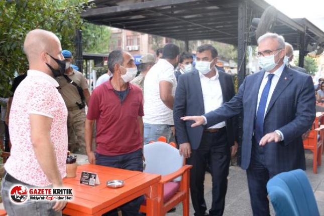 Diyarbakır Valisi Karaloğlu: İzolasyonu ihlal etmek 'taksirle adam öldürme' suçudur