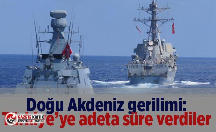 Doğu Akdeniz gerilimi: Türkiye'ye adeta süre...