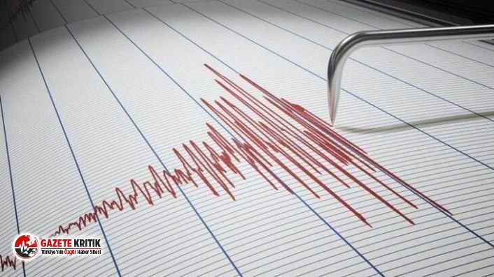 Ege Denizi açıklarında 4,6 büyüklüğünde deprem