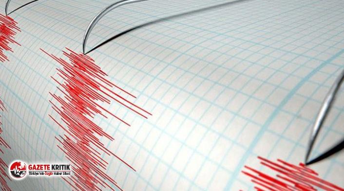Ege Denizi açıklarında art arda deprem