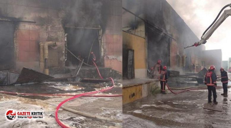 Fabrikada patlama! Biri ağır iki işçi yaralandı