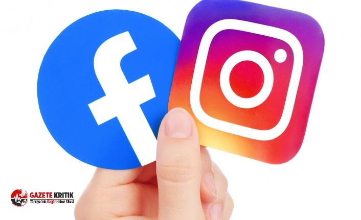 Facebook ve Instagram'dan açıklama geldi, uygulamaların faaliyetleri durabilir