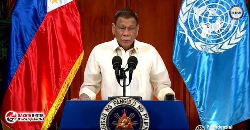 Filipinler Devlet Başkanı: Koronavirüs aşısı...